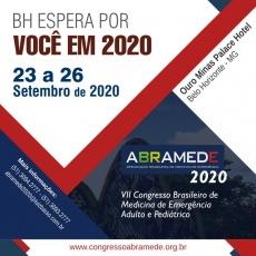 VII Congresso Brasileiro de Medicina de Emergência Adulto e Pediátrico